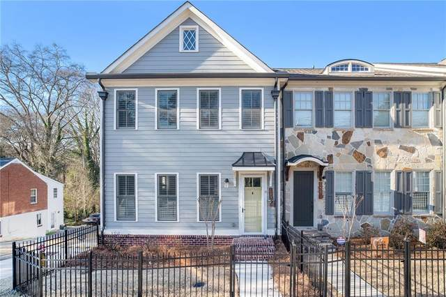 1214 Church Street, Decatur, GA 30030 (MLS #6814271) :: Path & Post Real Estate