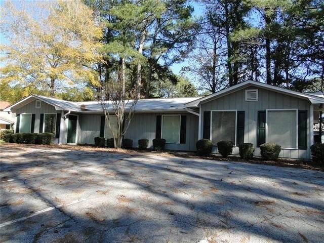 797 Ridge Road, Monroe, GA 30655 (MLS #6814610) :: The North Georgia Group
