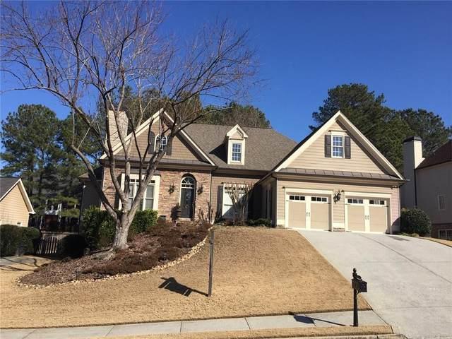 1180 Lamont Circle, Dacula, GA 30019 (MLS #6814928) :: Path & Post Real Estate