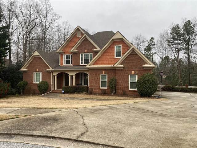 5277 Hickory Ridge Drive, Douglasville, GA 30135 (MLS #6814950) :: Path & Post Real Estate