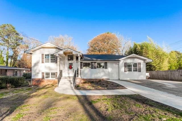 1635 Spruce Valley Drive, Decatur, GA 30033 (MLS #6815259) :: North Atlanta Home Team
