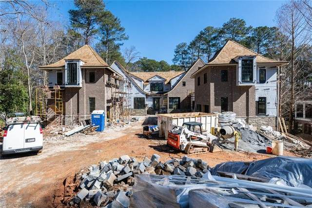 2845 Normandy Drive NW, Atlanta, GA 30305 (MLS #6815673) :: North Atlanta Home Team