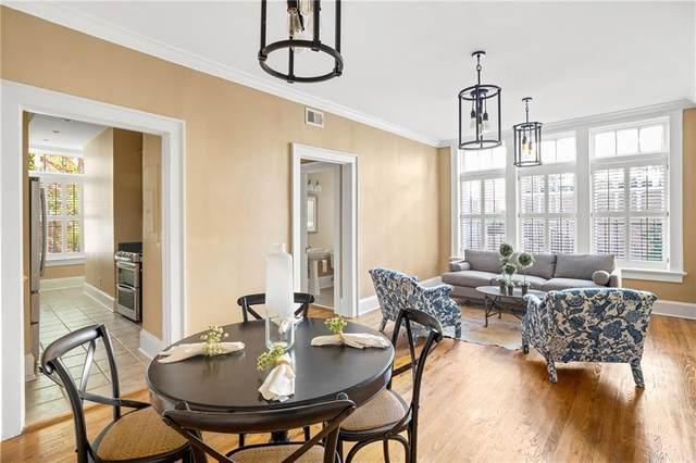 690 Piedmont Avenue NE #1, Atlanta, GA 30308 (MLS #6815788) :: Oliver & Associates Realty