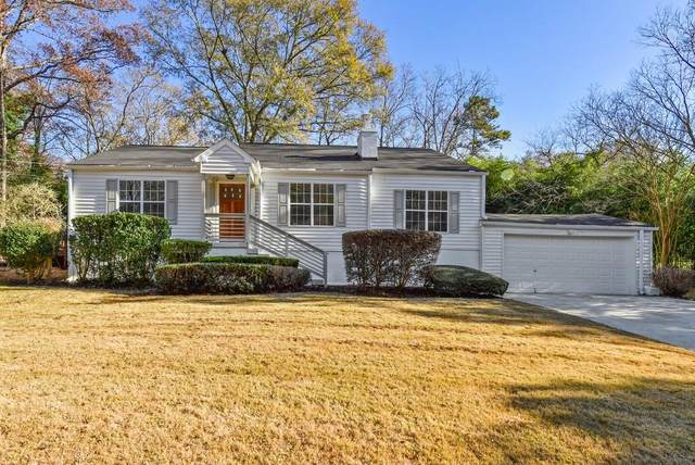 1324 Thomas Road, Decatur, GA 30030 (MLS #6815908) :: Path & Post Real Estate