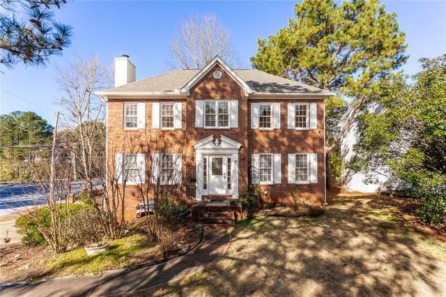 2131 Deer Run Court, Lawrenceville, GA 30044 (MLS #6815921) :: Path & Post Real Estate