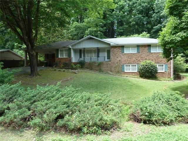 2524 Midvale Court, Tucker, GA 30084 (MLS #6816020) :: Tonda Booker Real Estate Sales