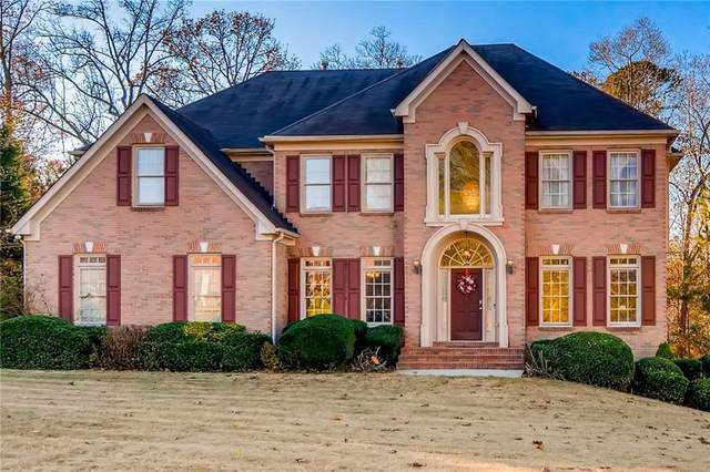 431 Midway Pointe, Ellenwood, GA 30294 (MLS #6816112) :: North Atlanta Home Team