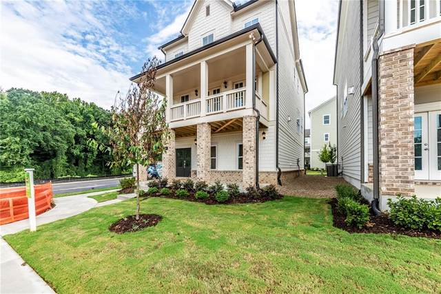 1484 Fairmont Avenue, Atlanta, GA 30318 (MLS #6816202) :: Scott Fine Homes at Keller Williams First Atlanta