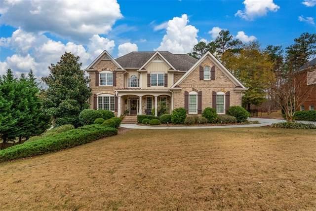 1677 Water Springs Way, Dacula, GA 30019 (MLS #6816240) :: Scott Fine Homes at Keller Williams First Atlanta