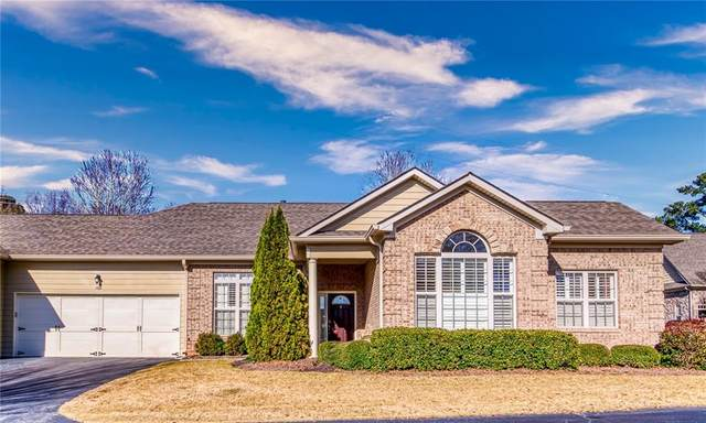 502 Mount Park Drive #16, Powder Springs, GA 30127 (MLS #6816431) :: KELLY+CO