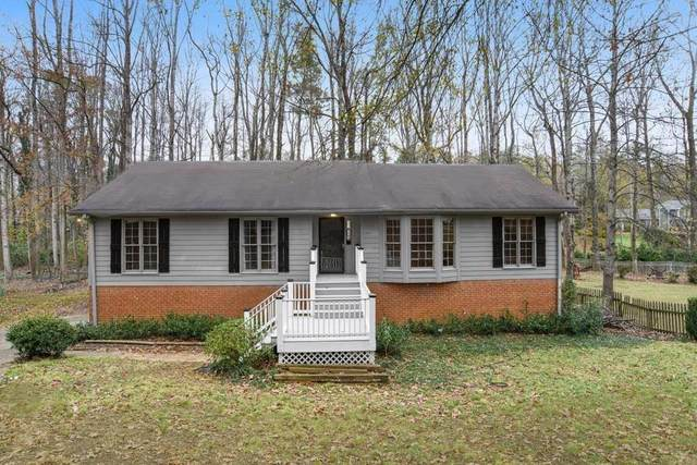 3335 Creek Hollow Drive, Marietta, GA 30062 (MLS #6816686) :: North Atlanta Home Team