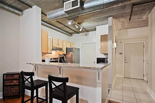 800 Peachtree Street NE #2101, Atlanta, GA 30308 (MLS #6816888) :: Path & Post Real Estate