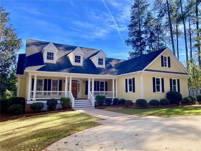 156 Waters Edge Drive, Eatonton, GA 31024 (MLS #6816965) :: North Atlanta Home Team