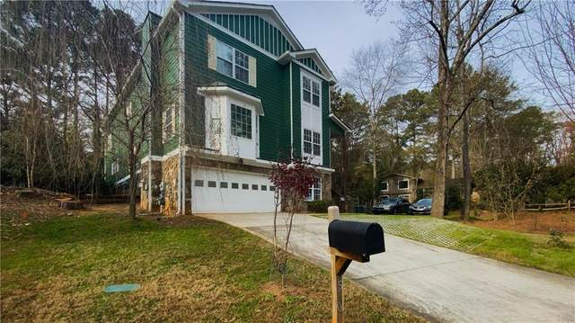 50 Sweetwood Court, Roswell, GA 30076 (MLS #6817161) :: The Butler/Swayne Team