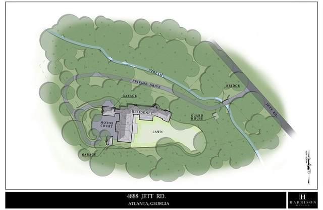 4888 Jett Road, Sandy Springs, GA 30327 (MLS #6817397) :: Keller Williams Realty Cityside