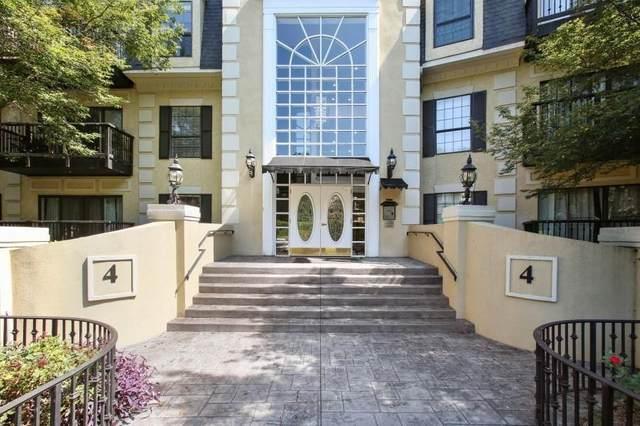 4215 Pine Heights Drive NE, Atlanta, GA 30324 (MLS #6817625) :: The Justin Landis Group