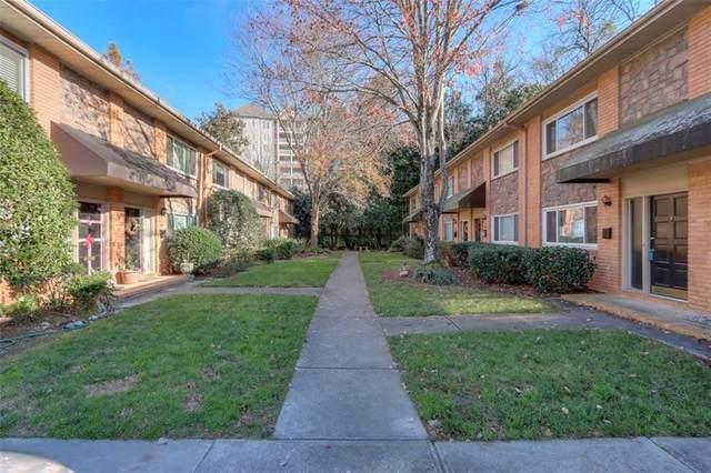 100 Biscayne Drive NW C5, Atlanta, GA 30309 (MLS #6817684) :: Lucido Global
