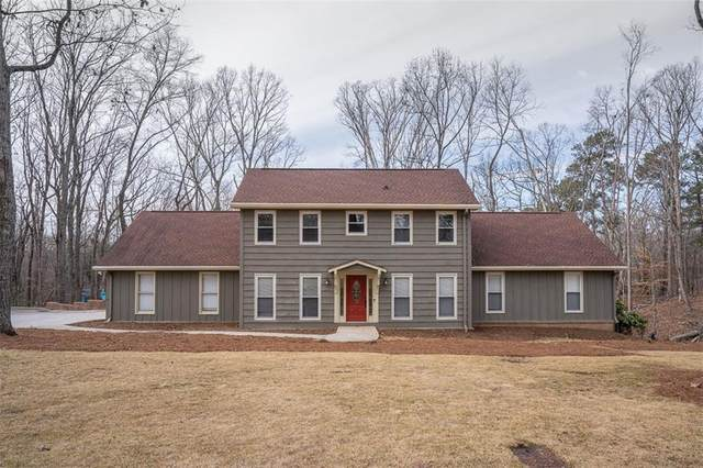 5431 Hidden Harbor Drive, Gainesville, GA 30504 (MLS #6817689) :: North Atlanta Home Team