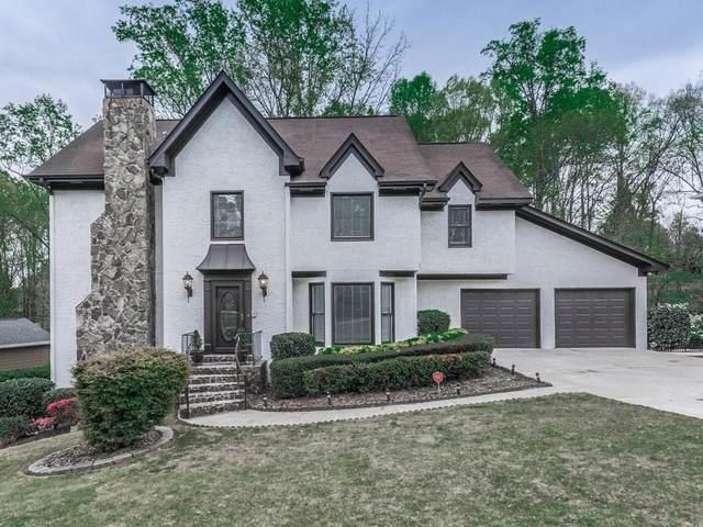 4308 Sprucebough Drive, Marietta, GA 30062 (MLS #6818077) :: North Atlanta Home Team