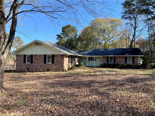 2848 Rosebud Road, Loganville, GA 30052 (MLS #6818352) :: North Atlanta Home Team