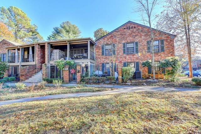 3111 Colonial Way C, Atlanta, GA 30341 (MLS #6818433) :: AlpharettaZen Expert Home Advisors
