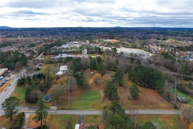3045 Hickory Grove Road, Acworth, GA 30101 (MLS #6818850) :: Path & Post Real Estate