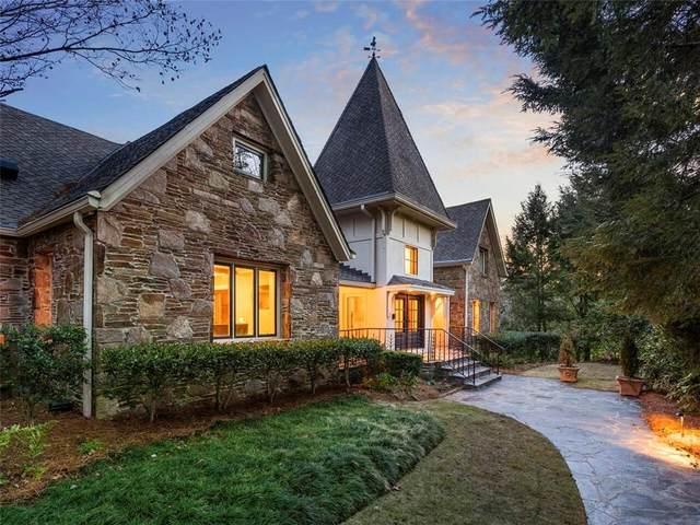75 Finch Forest Trail, Sandy Springs, GA 30327 (MLS #6819130) :: Keller Williams Realty Cityside