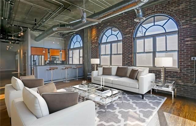 3235 Roswell Road NE #917, Atlanta, GA 30305 (MLS #6819330) :: Path & Post Real Estate