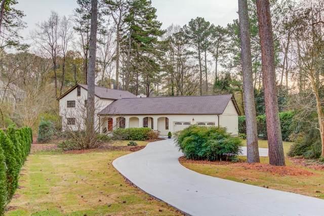 770 Crest Valley Drive NW, Atlanta, GA 30327 (MLS #6819545) :: Path & Post Real Estate