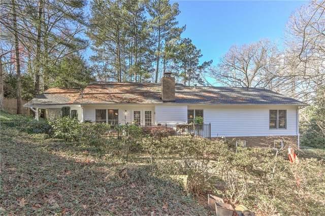 1838 Valley Road NE, Gainesville, GA 30501 (MLS #6819633) :: North Atlanta Home Team