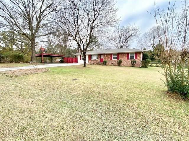 857 Orris Lane SW, Mableton, GA 30126 (MLS #6819644) :: North Atlanta Home Team