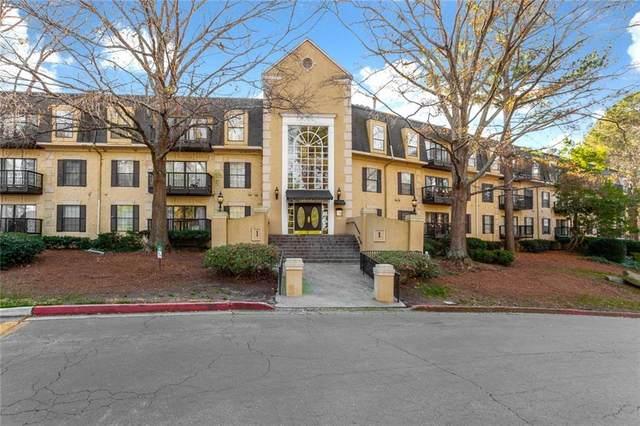 1305 Pine Heights Drive NE, Atlanta, GA 30324 (MLS #6819719) :: The Justin Landis Group