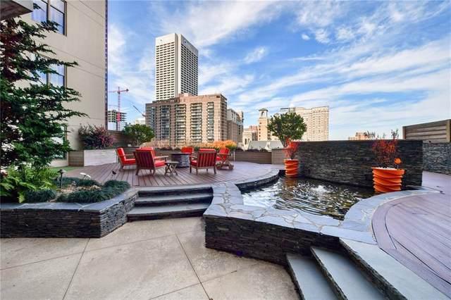 565 Peachtree Street NE #707, Atlanta, GA 30308 (MLS #6819765) :: AlpharettaZen Expert Home Advisors