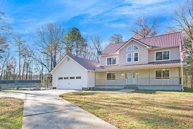 250 Abbott Top Road, Ellijay, GA 30540 (MLS #6819779) :: North Atlanta Home Team
