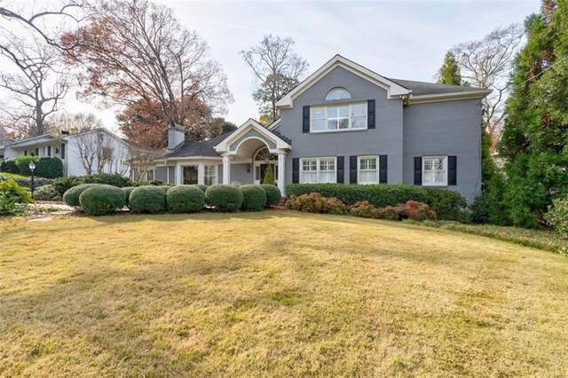 250 Robin Hood Road, Atlanta, GA 30309 (MLS #6819896) :: Path & Post Real Estate