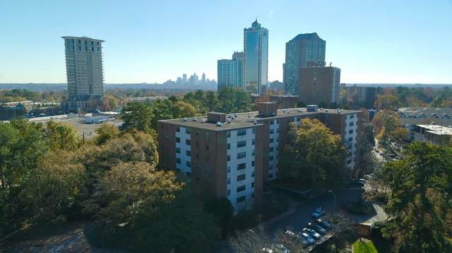 2965 Pharr Court South NW #710, Atlanta, GA 30305 (MLS #6819936) :: RE/MAX Paramount Properties
