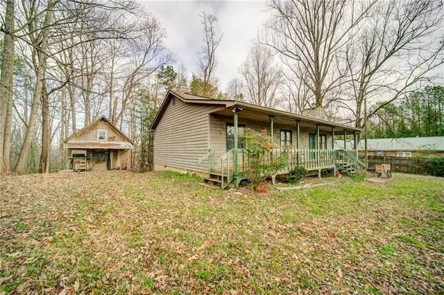 218 Flat Creek Church Road, Ellijay, GA 30540 (MLS #6820192) :: Path & Post Real Estate