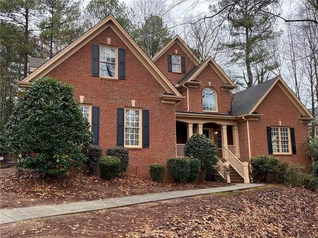 710 Abbey Terrace, Alpharetta, GA 30022 (MLS #6820306) :: North Atlanta Home Team