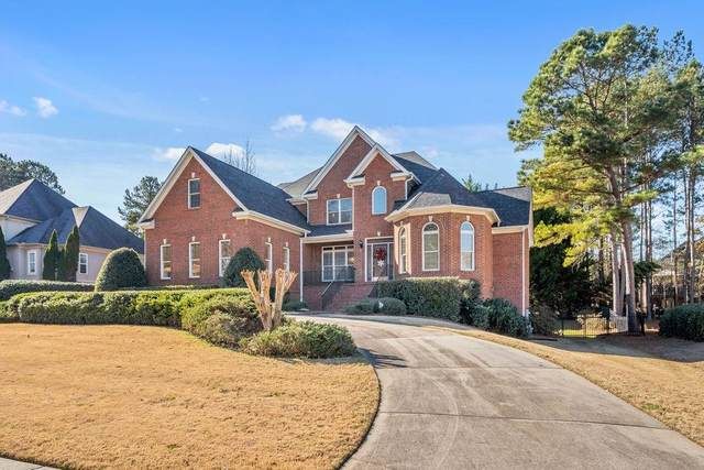 425 Abbey Springs Way, Mcdonough, GA 30253 (MLS #6820375) :: RE/MAX Center