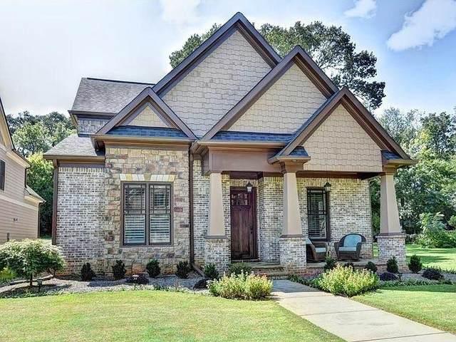 1386 Marston Street SE, Smyrna, GA 30080 (MLS #6820468) :: North Atlanta Home Team