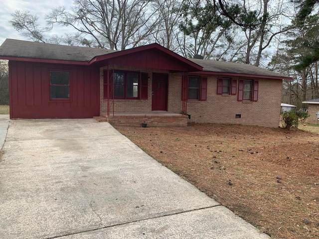 224 Hammerhawk Road, Griffin, GA 30223 (MLS #6820555) :: North Atlanta Home Team