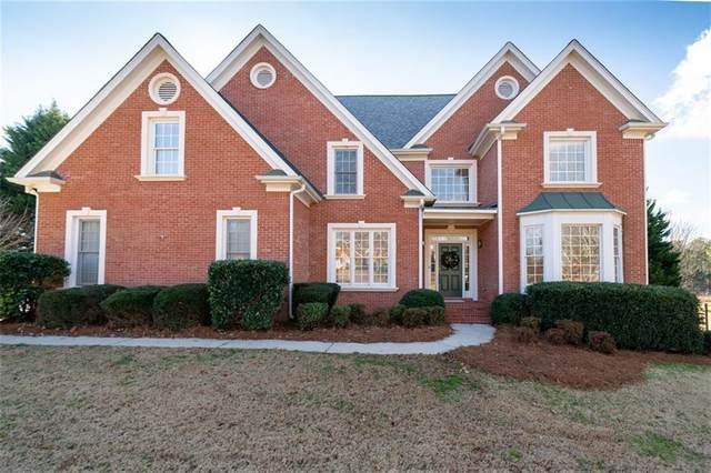 15 Gold Creek Court, Dawsonville, GA 30534 (MLS #6820635) :: Path & Post Real Estate