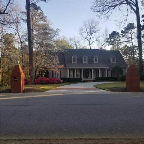 3601 Kilpatrick Lane SW, Snellville, GA 30039 (MLS #6820729) :: Good Living Real Estate