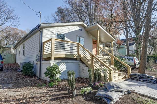 1162 Booker Avenue SW, Atlanta, GA 30310 (MLS #6820838) :: North Atlanta Home Team