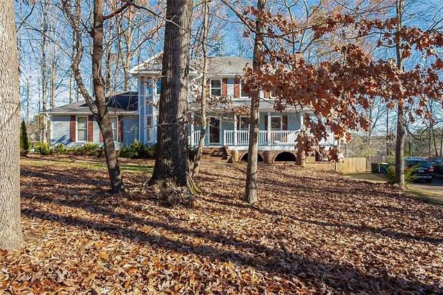 2455 Confederate Trail NW, Kennesaw, GA 30152 (MLS #6820860) :: North Atlanta Home Team