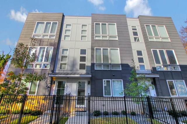 1463 NE La France Street NE Unit # 8, Atlanta, GA 30307 (MLS #6820895) :: The Butler/Swayne Team