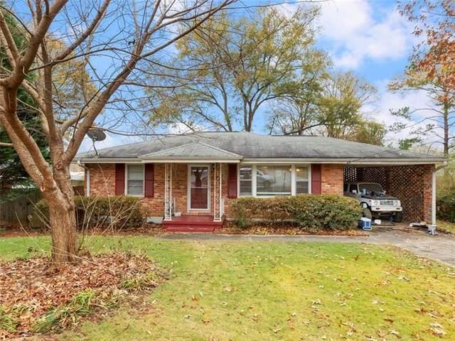 1554 Cloverdale Drive SE, Marietta, GA 30067 (MLS #6821059) :: North Atlanta Home Team
