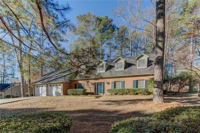2215 Heritage Trace Drive, Marietta, GA 30062 (MLS #6821167) :: Path & Post Real Estate