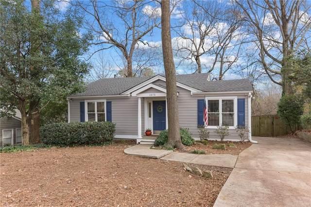 1875 Woodland Hills Avenue NW, Atlanta, GA 30318 (MLS #6821192) :: The Zac Team @ RE/MAX Metro Atlanta