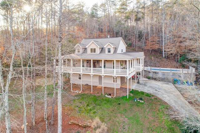 360 George Gray Lane, Waleska, GA 30183 (MLS #6821944) :: North Atlanta Home Team